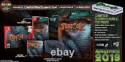 Switch Limited Run Games #44 Turok 2 Classic Edition BRAND NEW FACTORY SEALED