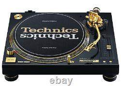 TECHNICS SL-1200 GLD Limited Gold Edition (Brand New // Sealed Box)