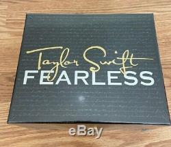 Taylor Swift RARE Limited Edition Collectors Item Fearless Box Set Brand New