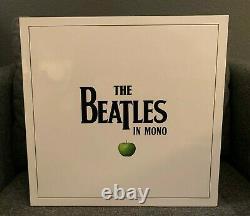 The Beatles in Mono 14 Vinyl LP 180 Gram Box Set STILL SEALED BRAND NEW