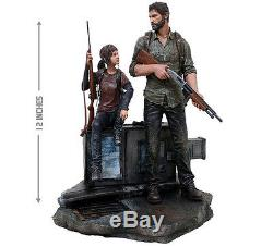 The Last of Us 12 inch Statue Ultra Limited Edition BRAND NEW! + Warranty