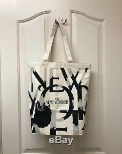 The New Yorker Tote Brand New and Sealed 2019 Edition Ship Internationally