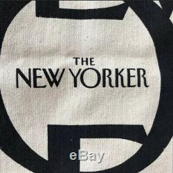 The New Yorker Tote Brand New and Sealed Original Edition Ship Internationally