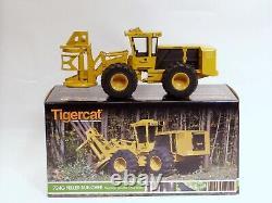 Tigercat 724G Wheel Feller Buncher 1/32 Brand New Diecast Logging