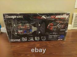 Traxxas Fiesta ST Rally SNAP-ON LIMITED EDITION 4wd RC CAR Snapon Brand New