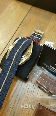 Tudor Black Bay Bronze 79250BB Blue Bucherer Limited Edition Brand New