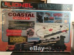 Vintage Lionel Coastal Limited Electric Train Set Model #6-11742 Brand New