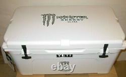 Yeti Tundra 65 MONSTER ENERGY ULTRA Custom Limited Edition Brand New in Box
