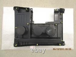 14 19 Toyota Tundra Center Console Bezel Trim Avec Cup Holer Black Flambant Neuf