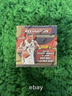 2020-21 Panini Revolution Basketball Tmall Hobby Box Marque Nouvelle Usine Scellée