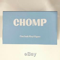 Abominable Toys Chomp Gold Edition Limited Edition Le 50 Brand New Voir Photos