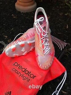 Adidas Predator Instinct Crazy Light Fg Brand New In Box Limited Edition