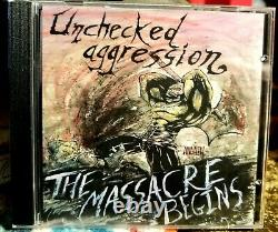 Agression Non Contrôlée Le Massacre Commence CD Nouvelle Marque Seled Cody Jinks