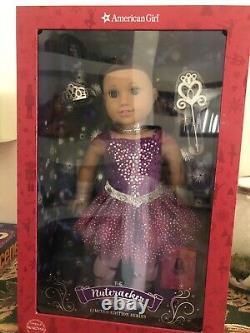 American Girl Fée Dragée Doll Avec Édition Limitée Swarovski Marque Nouveau