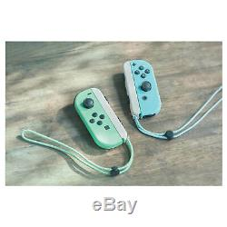 Animal Crossing Limited Edition Nintendo Console Switch (uk) Tout Neuf