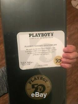 Birdhouse Playboy Limited Edition Pont 50e Anniversaire! Tout Neuf