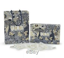 Brand New Edition Limitee Authentique Dior 2019 Holiday Gift Box Set 9,5 X 6 X 2,5