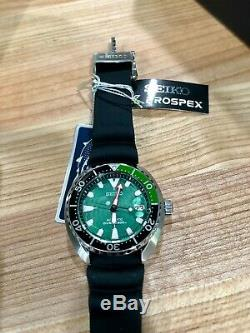 Brand New Green Mini Tortue Seiko Prospex Zimbe Srpd17k Édition Limitée De Thaïlande