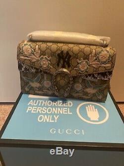 Brand New Gucci Limited Edition Sac À Main Sac Dionysus