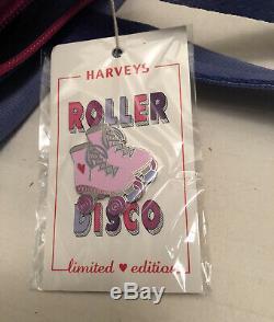 Brand New Harveys Sac Rouleau Disco Seatbelt Tote Limited Edition 85/250