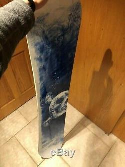 Brand New Limited Edition Burton Double 154 Snowboards Conçu Par Andrei Molodkin