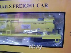 Brand New Mth # 30-20627-1 Nyc Mta R-12 Four Car Wash / Work Train Proto 3.0