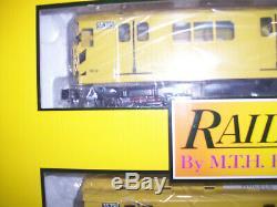 Brand New Mth # 30-20627-3 Nyc Mta R-12 Deux Voitures De Métro Trains De Travail Non Motorisé