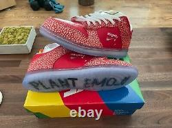Brand New Nike Sb Dunk Low Stingwater Champignon Magique Rouge Taille 12