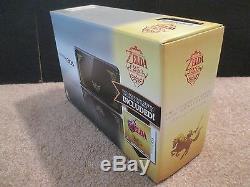 Brand New Nintendo 3ds Legend Of Zelda Système Édition Limitée 25ème Anniversaire