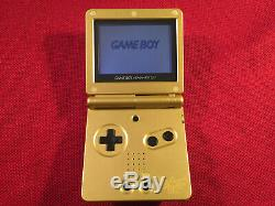 Brand New Nintendo Game Boy Advance Sp Zelda System Edition Limitée