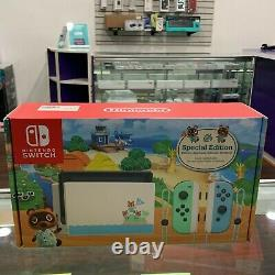 Brand New Nintendo Switch Animal Crossinglimited Edition, Expression