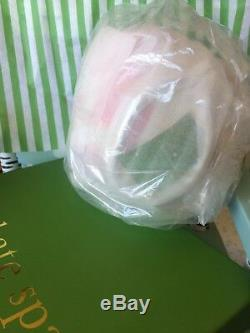 Brand New Plg Kate Spade Vols De Fancy Montgolfières Sac Aladdin Rose / Blanc