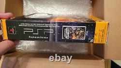 Brand New Sealed Star Wars Psp Battlefront Limited Edition Bundle