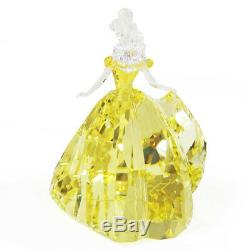 Brand New Swarovski (5248590) Belle Limited Edition Disney Cristal Figurine