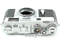 Brand New Unused Nikon S3 2000 Limited Edition Avec 50 MM F / 1.4 Du Japon # 1357