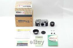 Brand New Unused Nikon S3 2000 Limited Edition With50mm F / 1.4 Du Japon # 1357