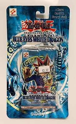 C'est Quoi, Ça? Brand New Legend Of Blue Eyes White Dragon Blister Pack Illimité