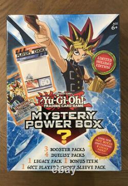 C'est Quoi, Ça? Mystery Power Box Limited Holiday Edition Marque Nouvelle Usine Scellée