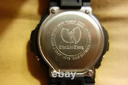 Casio G-shock 3230 La Marque Wu Tang Limited O. G. Digital Watch Dw-6900fswtc1