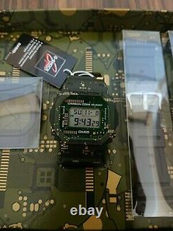 Casio G-shock Dwe-5600cc-3er Brand New Gift Pack Cyberpunk Fast Ship Vers Les États-unis