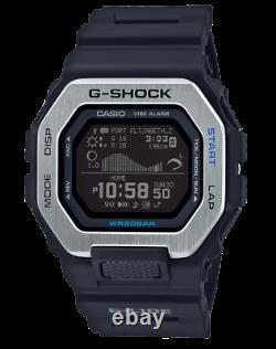 Casio G-shock G-lide Graphique De La Marée Step Tracker Gbx100-1 Bluetooth 2020 Marque Nouveau