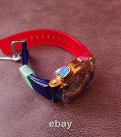 Casio G-shock Gm-110rb-2a Gm110rb-2a Rainbow Ion Plating Brand New Rare