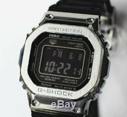 Casio G-shock Gmw-b5000-1jf Bluetooth Neuf Expédition Gratuite À Partir Du Japon