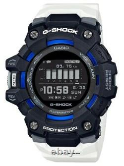 Casio G-shock Move Fitness Gbd100-1a7 Gps Bluetooth Mobile Link 2020 Flambant Neuf