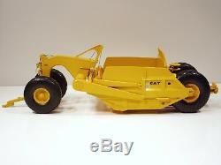 Caterpillar 491 Scraper 1/25 First Gear # 49-0175 Tout Neuf