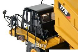 Caterpillar 777g Camion À Benne Basculante 1/48 CCM Sous Pression Tout Neuf 2016