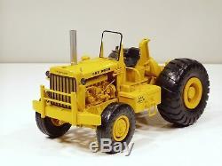 Caterpillar Dw20 Tractor 1/25 First Gear # 49-0218 Neuf 2010