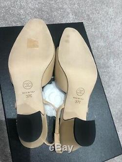 Chanel En Cuir De Chèvre Bride Arrière Limited Edition Tout Neuf