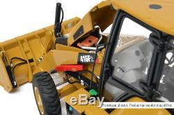 Chargeuse Pelleteuse Caterpillar 416f2 1/24 CCM Diecast Brand 2017