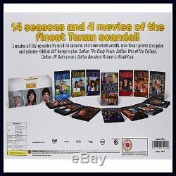 Dallas Complete Series Saisons 1-14 Plus 4 Films DVD Boxset 105 Disques Neuf